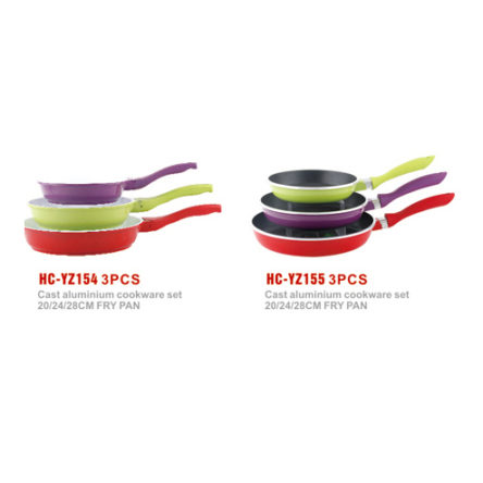 Wajan Set Ceramic 3pcs